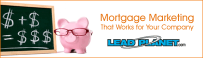 Mortgage Marketing