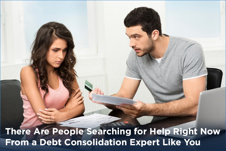 People Searching for Help from 