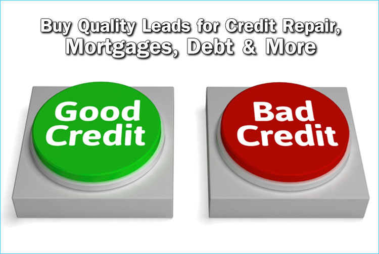 credit repair leads